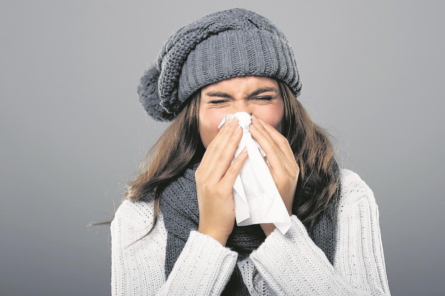 Midenizde grip olabilir